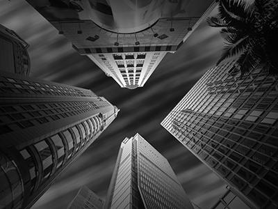 HongKong tall buildings