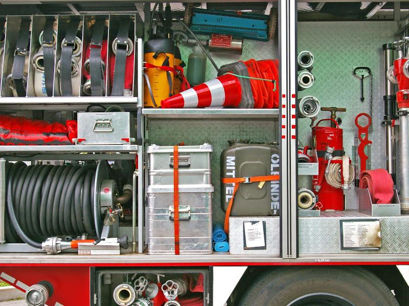 accesso atti vigili fuoco